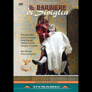 DVD Barbiere di Siviglia