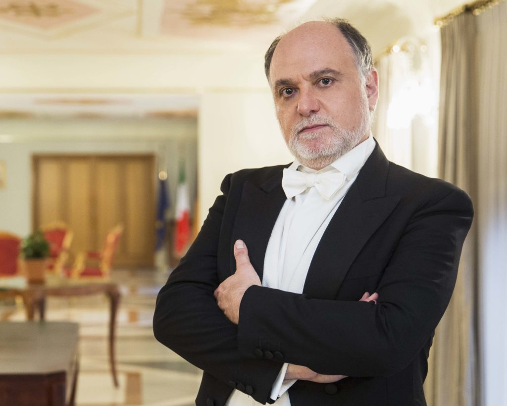 Roberto Frontali Baritono