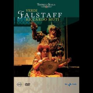 DVD Falstaff Verdi