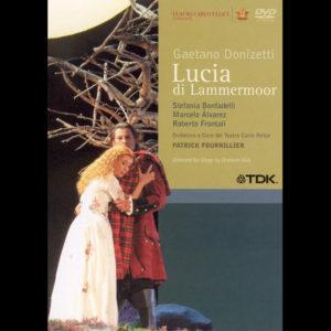 DVD Lucia di Lammermoor Donizetti