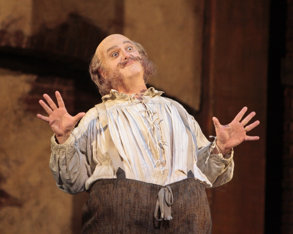 Falstaff, Los Angeles Opera 2013