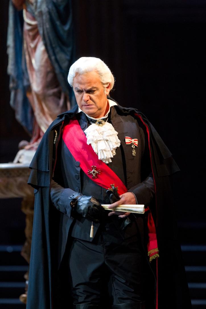 Tosca, Teatro Comunale Trieste Opera 2013