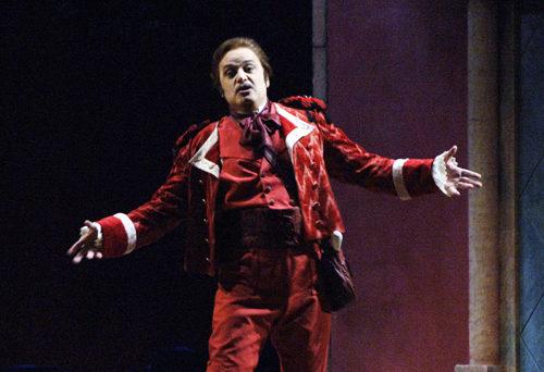 Fondazione Teatro La Fenice  Il barbiere di Siviglia di G. Rossini  Direttore: Antonino Fogliani  Musica: Gioacchino Rossini  Regia: Bepi Morassi  Scene e costumi: Lauro Crisman  Photo(C): Michele Crosera