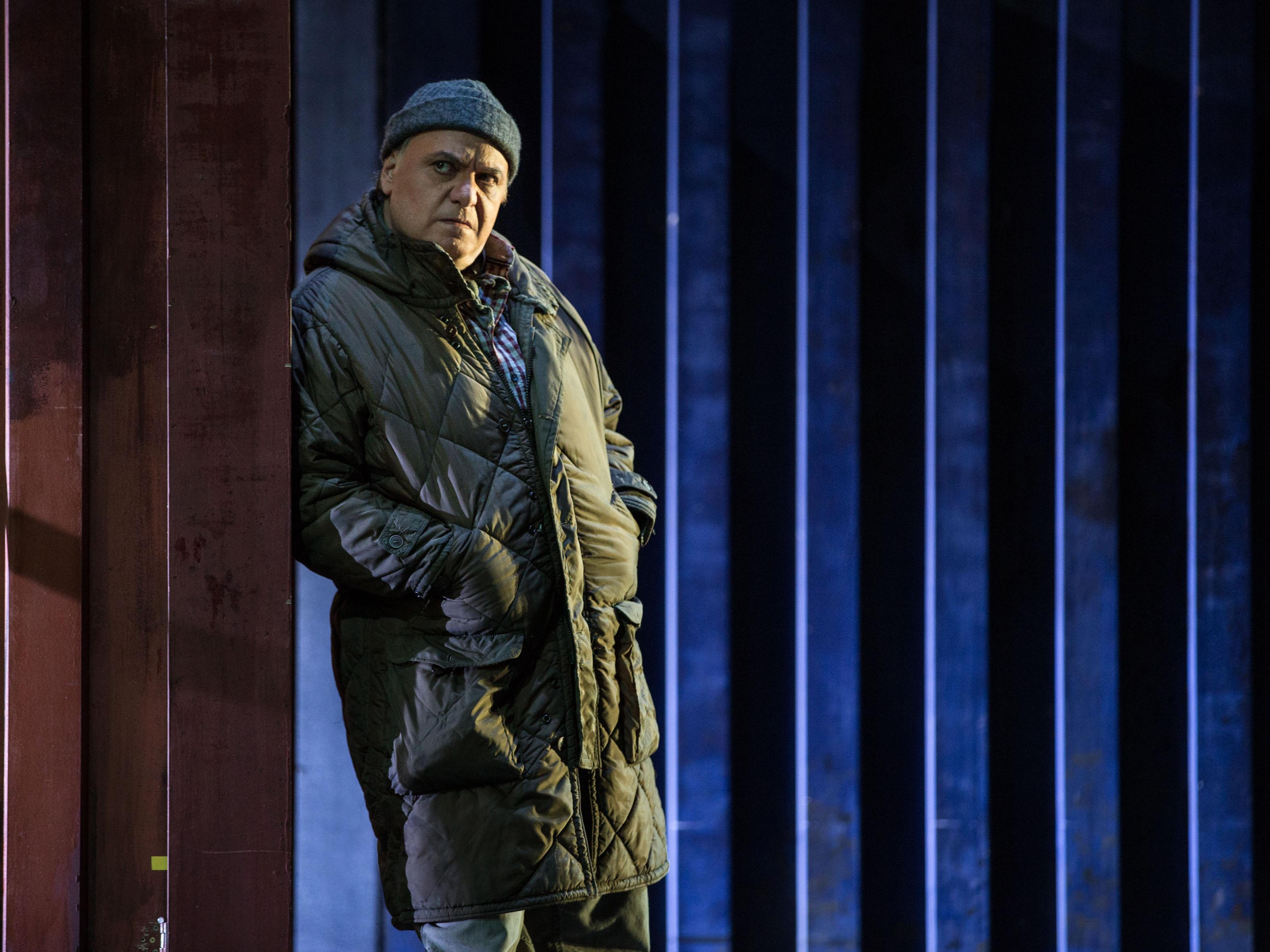 Tabarro, Opera di Roma