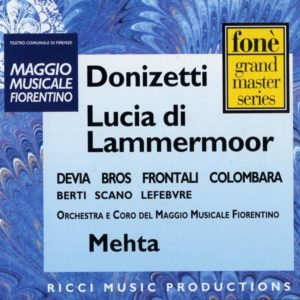 LUCIA DI LAMMERMOOR CD 600x600