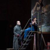 Tosca Met New York 2015 con Oksana Dika